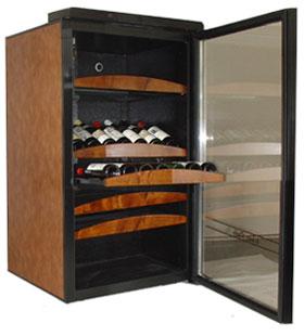 винный шкаф Vinosafe VSI 7 S