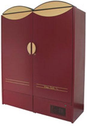 винный шкаф Vinosafe VSM2-2F