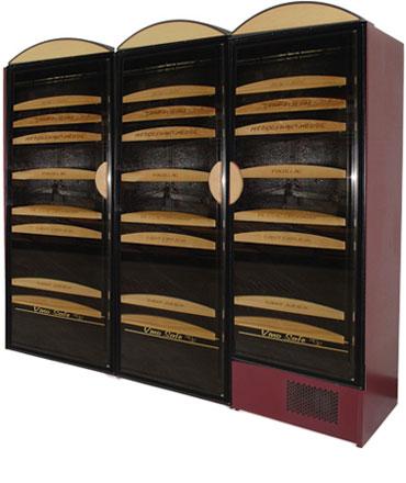 винный шкаф Vinosafe VSM2-3C