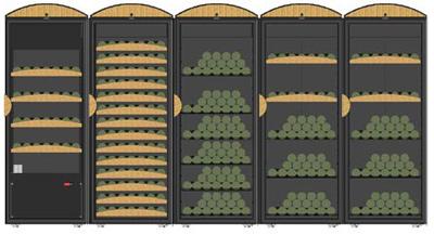 винный шкаф Vinosafe VSM2-5C