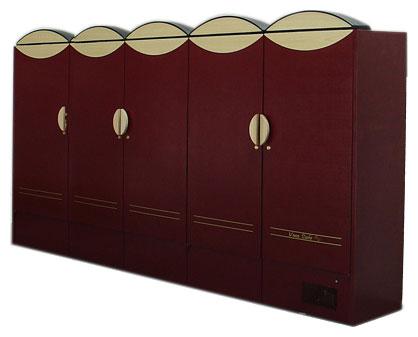 винный шкаф Vinosafe VSM-5F