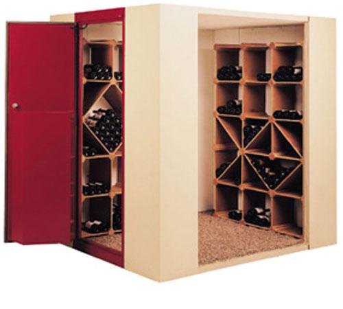 винный шкаф Vinosafe VSP 282