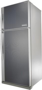 двухкамерный холодильник Toshiba GR-RG 74 RD