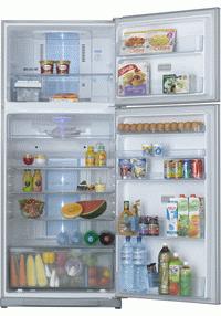 двухкамерный холодильник Toshiba GR-RG74RDA-GS