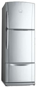 двухкамерный холодильник Toshiba GR-H55SVTR W