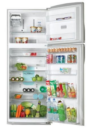 двухкамерный холодильник Toshiba GR-H59TR CX
