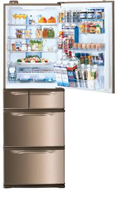 двухкамерный холодильник Toshiba GR-L40R