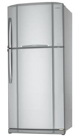 двухкамерный холодильник Toshiba GR-M64 RDA (W)