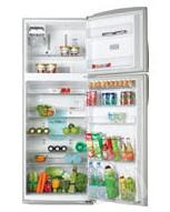 двухкамерный холодильник Toshiba GR-N59RDA W