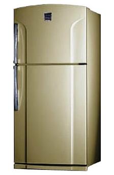 двухкамерный холодильник Toshiba GR-Y74RDA