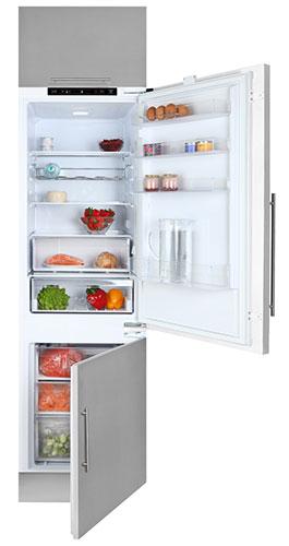 встраиваемый двухкамерный холодильник TEKA CI3 320