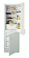 встраиваемый двухкамерный холодильник TEKA CI 345.1
