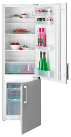 встраиваемый двухкамерный холодильник TEKA TKI 325