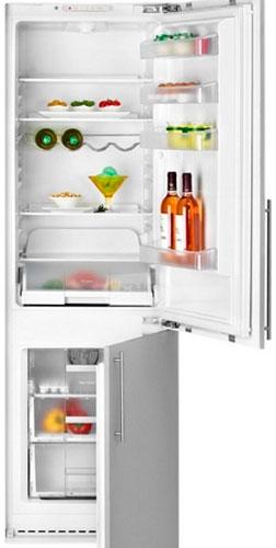 встраиваемый двухкамерный холодильник TEKA TKI 325 DD