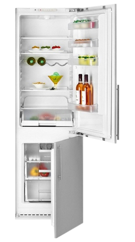 встраиваемый двухкамерный холодильник TEKA TKI3 325 DD