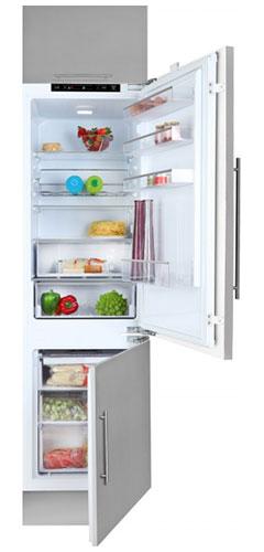 встраиваемый двухкамерный холодильник TEKA TKI4 325 DD