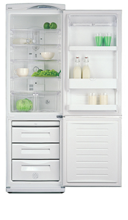 двухкамерный холодильник Daewoo ERF 394 A