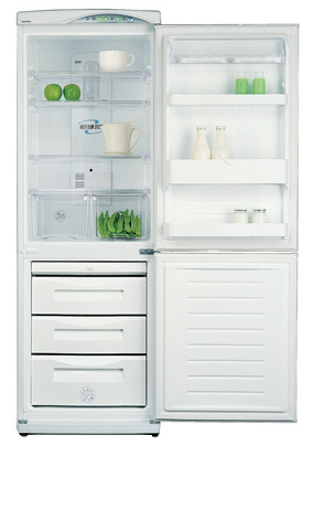 двухкамерный холодильник Daewoo ERF 397 A