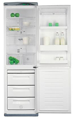 двухкамерный холодильник Daewoo ERF 414 A