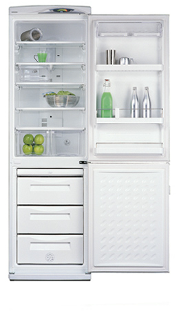 двухкамерный холодильник Daewoo ERF 417 A