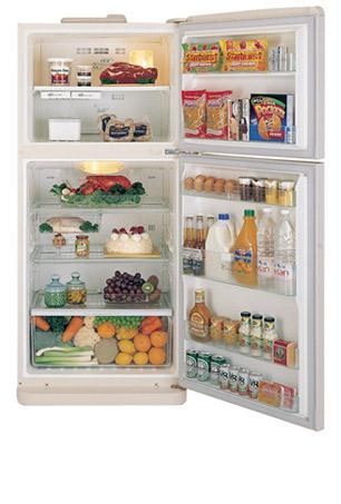 двухкамерный холодильник Daewoo FR 521 NT