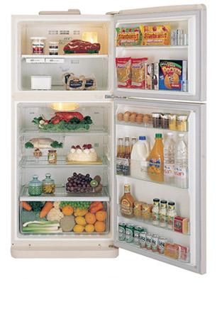 двухкамерный холодильник Daewoo FR 521 NTW