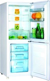 двухкамерный холодильник Daewoo RFB-200WA