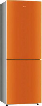 двухкамерный холодильник Smeg F32BCO