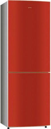 двухкамерный холодильник Smeg F32BCRS
