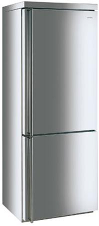 двухкамерный холодильник Smeg FA390X2