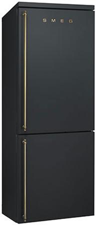 двухкамерный холодильник Smeg FA800AO9