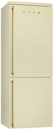 двухкамерный холодильник Smeg FA800P9