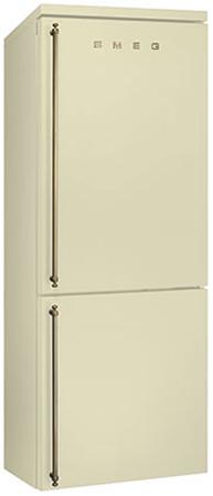 двухкамерный холодильник Smeg FA800PO9