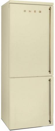 двухкамерный холодильник Smeg FA800POS9