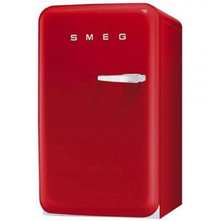 двухкамерный холодильник Smeg FAB10LR