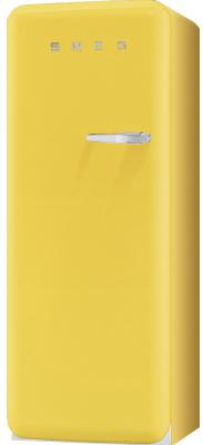 двухкамерный холодильник Smeg FAB28LG1