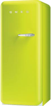 двухкамерный холодильник Smeg FAB28LVE1