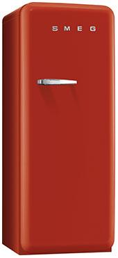 двухкамерный холодильник Smeg FAB28RR1