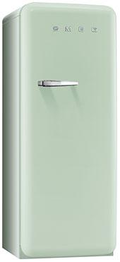 двухкамерный холодильник Smeg FAB28RV1