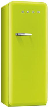 двухкамерный холодильник Smeg FAB28RVE1