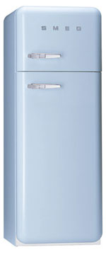 двухкамерный холодильник Smeg FAB30AZ6