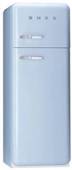 двухкамерный холодильник Smeg FAB30AZ7