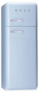 двухкамерный холодильник Smeg FAB30AZS6