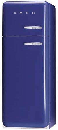 двухкамерный холодильник Smeg FAB30BLS7