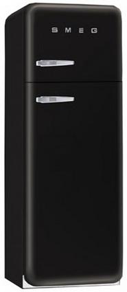 двухкамерный холодильник Smeg FAB30NE7