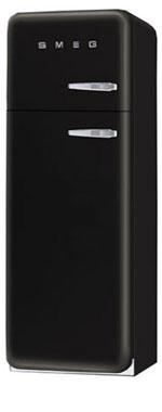 двухкамерный холодильник Smeg FAB30NES6
