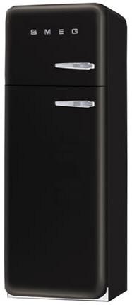 двухкамерный холодильник Smeg FAB30NES7