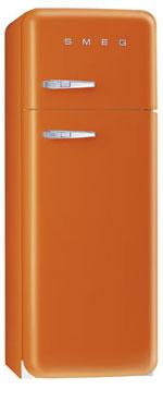 двухкамерный холодильник Smeg FAB30O6
