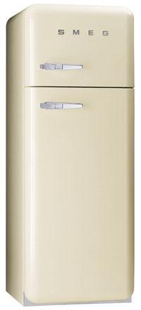 двухкамерный холодильник Smeg FAB30P7
