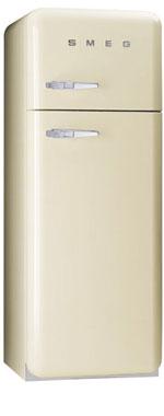 двухкамерный холодильник Smeg FAB30PS6